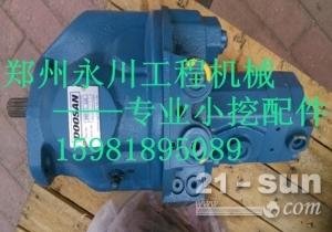大宇DH55先导泵齿轮泵需要就找郑州永川工程机械159818...