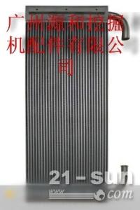 日立330-3挖掘机液压油散热器