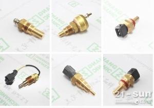 小松PC400-8挖掘机水温传感器,挖掘机水温传感