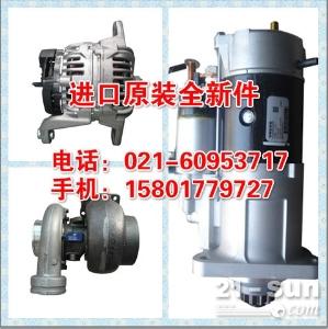 卡特平地机735B涡轮增压器