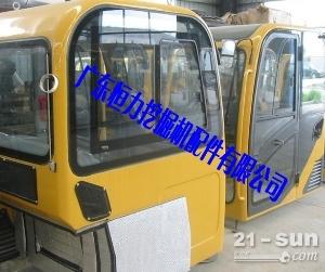 玉柴35-8挖掘机驾驶室
