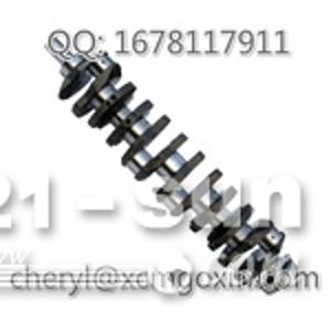 徐工LW300F装载机-发动机曲轴YC6B125