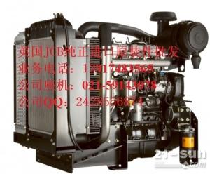 JCBJS290挖机发动机曲轴-JCBJS360挖机发动机曲轴