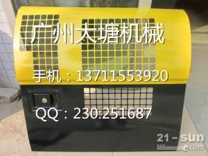 CAT320C水箱边门