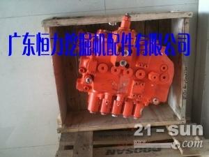 斗山215-9E挖掘机分配器