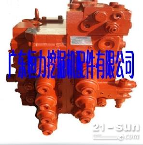 现代305-7挖掘机分配器总成 多路阀总成 分配阀阀块