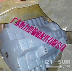 玉柴230-8挖掘机分配器总成 多路阀总成 分配阀阀块
