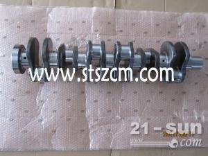 小松原厂现货PC240-8发动机曲轴 北京山特松正挖掘机配件010-59423841