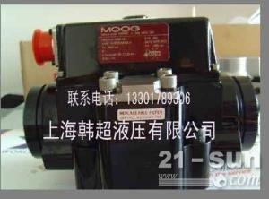 原装进口moog伺服阀D661-4072;D661-4073;部分现货特价