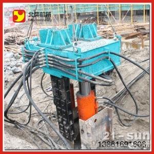 H型钢拔桩机.液压拔桩机.拔桩.钢板桩