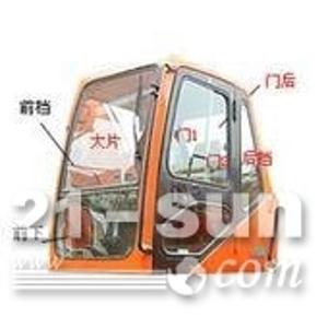 小松PC300LC挖掘机驾驶室