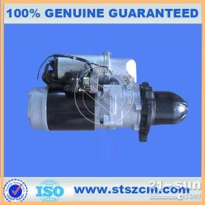 小松原厂挖掘机配件 PC300-7启动马达 15810856652 金哲峰 北京山特松正