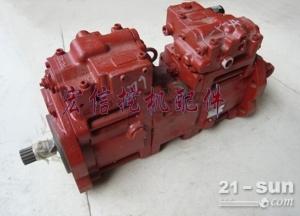 川崎K3V63DT挖掘机液压泵