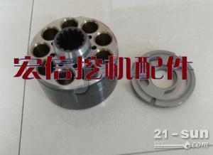 川崎K5V140挖掘机液压泵泵胆
