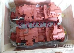 川崎K5V200挖掘机液压泵