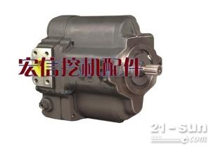 日立55挖掘机液压泵