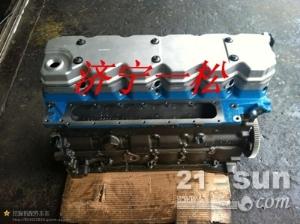 纯正小松pc200-8发动机的中缸总成