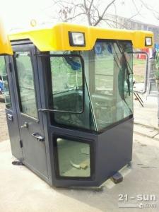 500f装载机驾驶室