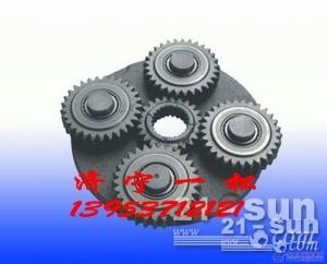 小松纯正配件-小松PC210-7挖掘机齿轮,铜球