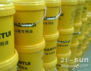 山推推土机专用油15W-40,黄桶专用油