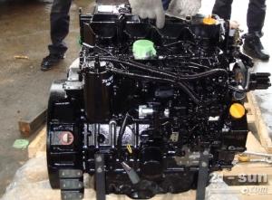 洋马4TNV88  94  98 98T  发动机中缸总成