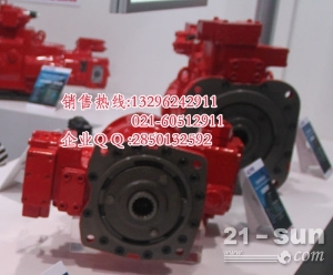 神钢挖掘机液压泵