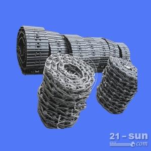 贵州挖机配件PC300-7履带总成  挖机挖掘机四轮一带总成