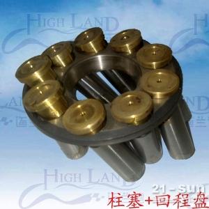 液压柱塞泵液压泵维修济南海兰德液压泵配件