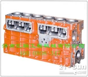 装载机用 玉柴6108发动机配件 气缸体 机体