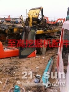斗山215-7挖掘机驾驶室门