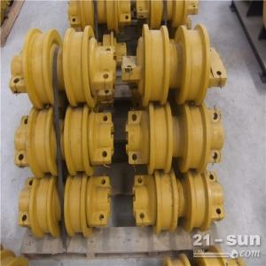 质优价廉山推配件SD22 双边支重轮 155-30-00128