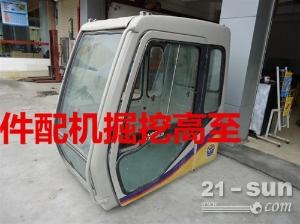 加藤450-7挖掘机驾驶室
