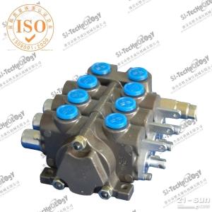 三一挖掘机专用多路阀,液压控制阀,液压配件,液压阀