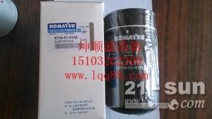 供应小松PC220-7 、 PC220-8机油滤芯6376-...