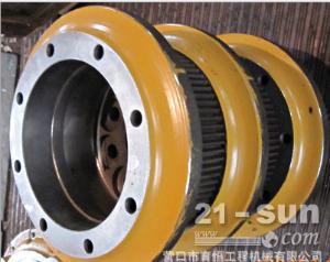 宣化140推土机配件 生产宣工140推土机转向离合器 主动轮...