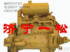 小松原厂挖掘机配件PC200-8发动机总成 济宁一松15653750275王青云