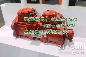 川崎K5V200液压泵
