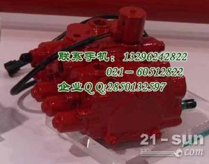日立200-3挖掘机液压泵配件,先导泵