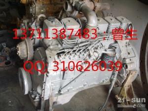 现代挖掘机配件R200-5/210-5 6BT5.9 发动机...