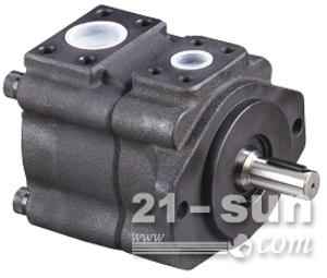 KCL凯嘉液压油泵SVQ35-66FRAA