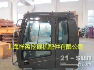 现代305-7挖掘机驾驶室
