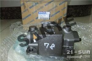挖掘机配件723-40-70100分配合流阀