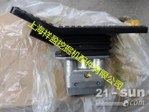 玉柴210-8挖掘机脚踏阀