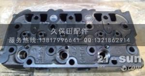 批发久保田挖机U15-3S发动机缸头