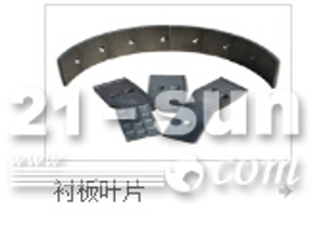 方圆JS系列混凝土搅拌机叶片