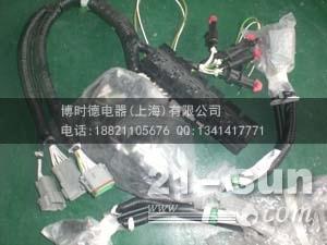 批发三一SY210C-5挖机全车线束,车身线束,保险盒线束,继电器线束,控制开关线束