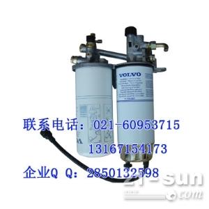 沃尔沃EC460BLC挖掘机手油泵-低压油泵