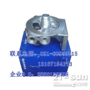 VOLVO挖机EC220D水泵,冷却液泵-主控阀