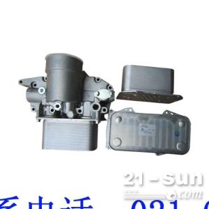 沃尔沃VolvoEC290/EC360/EC460挖掘机机油散热器