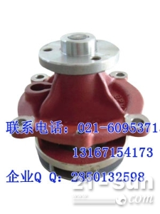 沃尔沃VolvoEC380/EC480/EC700挖掘机发动机配件-水泵